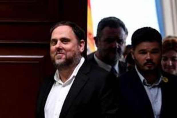 "Parket: poging tot afscheiding Catalonië was ""staatsgreep"""