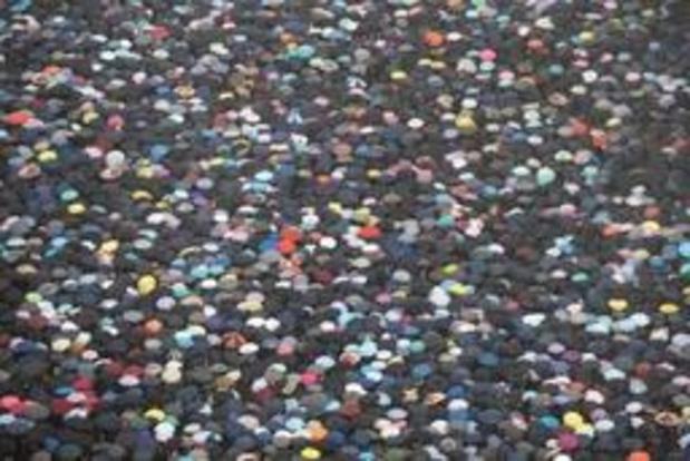 Antiregeringsbetoging trekt 1,7 miljoen mensen volgens organisatoren