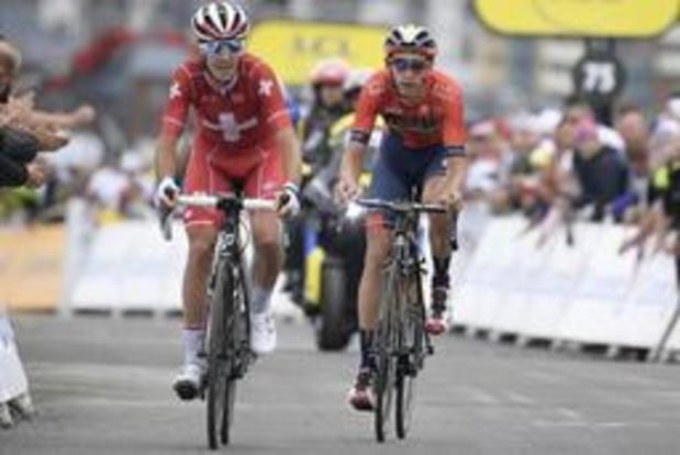 Tour de France - Dylan Teuns blikt tevreden terug op Tourdebuut