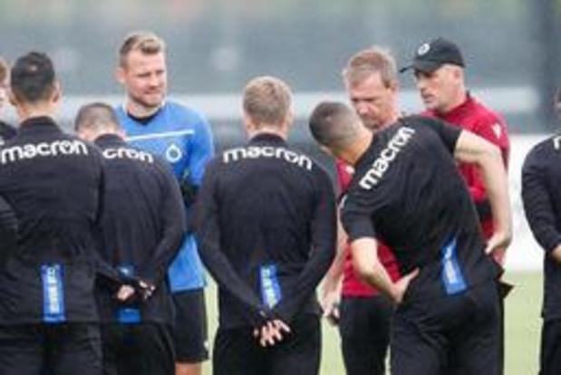 Champions League - Club Brugge wil eerste horde nemen op weg naar groepsfase kampioenenbal