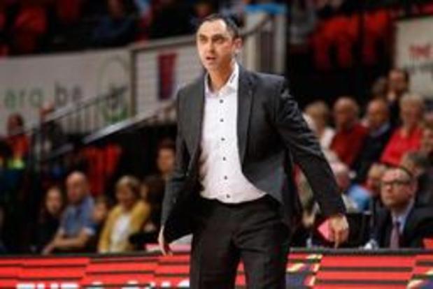Euromillions Basket League - Ostende gagne la première manche de sa demi-finale contre Limburg United
