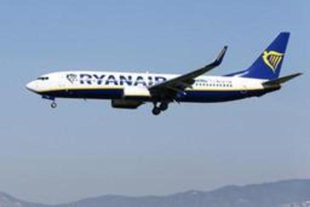 Les pilotes espagnols de Ryanair menacent d'un nouveau mouvement de grève