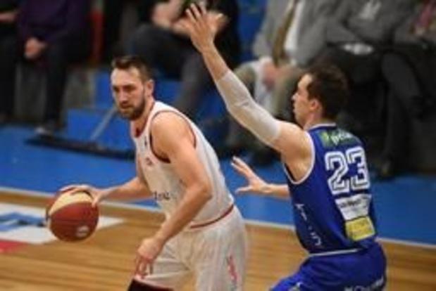 EuroMillions Basket League - Charleroi surpris à domicile par Alost