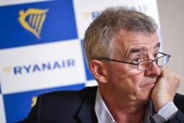 Ryanair, pas intéressée par la flotte de Thomas Cook, propose des 'stress tests' en Europe