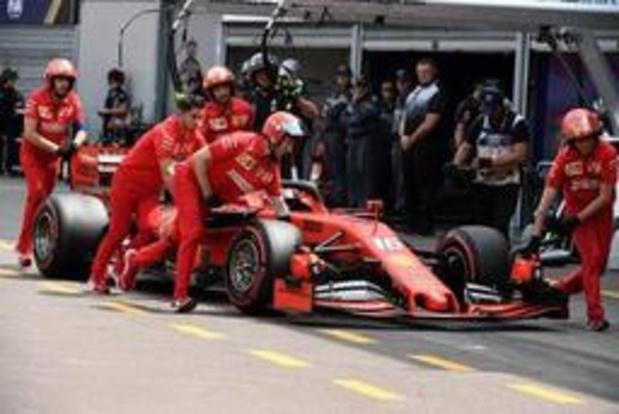 F1 - GP de Monaco - Leclerc cherche des explications après son élimination en Q1 suite à une erreur de Ferrari