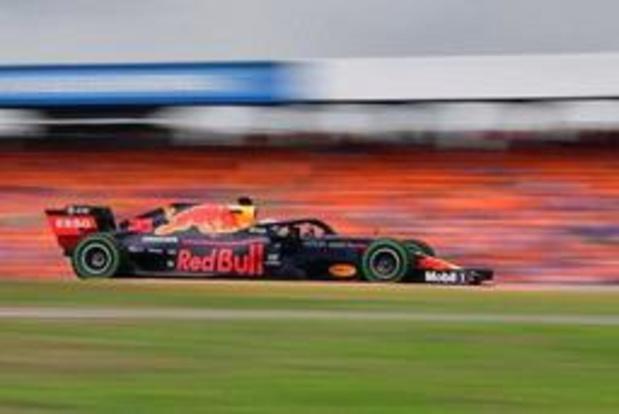 Max Verstappen wint incidentrijke GP in Hockenheim, offday voor Mercedes