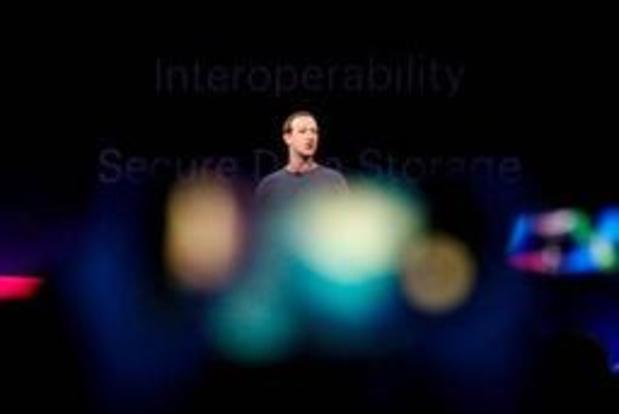 Facebook lanceert eigen cryptomunt Libra in 2020