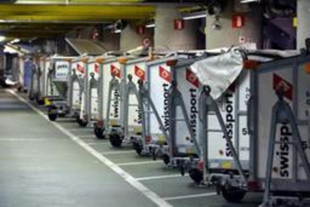 Geen hinder voor passagiers door stiptheidsacties Swissport