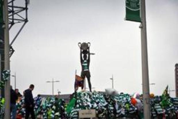 Sans Boyata, le Celtic signe un troisième 'Treble' consécutif