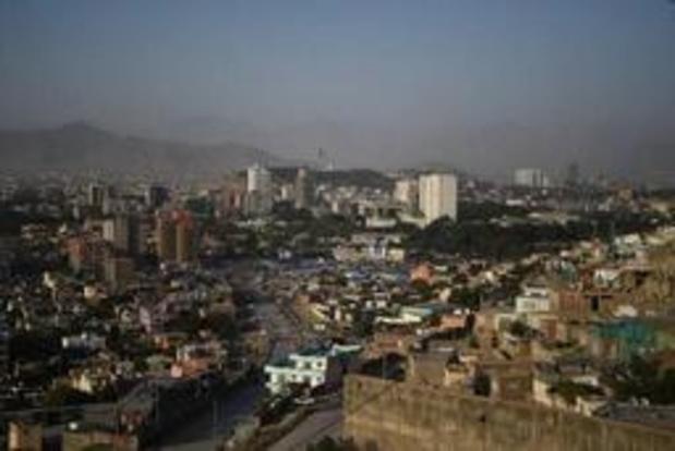 Afghanistan: attentat à Kaboul, au moins 80 blessés