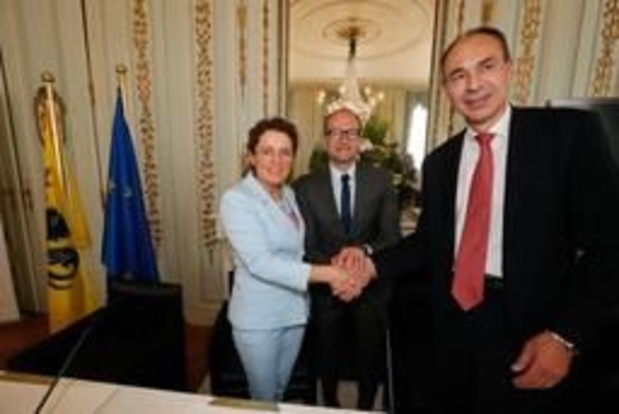 Vlaanderen hoopt op goodwill Europa na ondertekening lening Oosterweelverbinding
