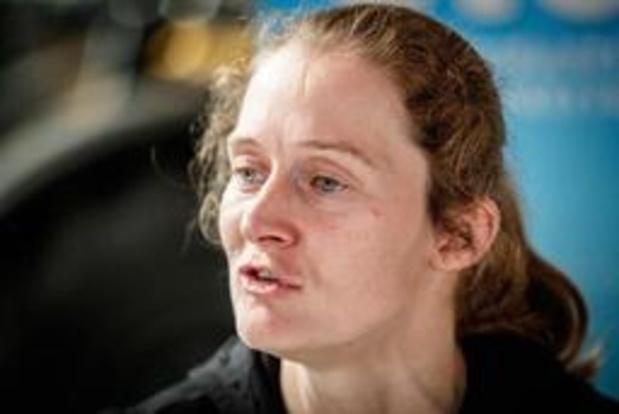 """Delfine Persoon voor kamp tegen Taylor: """"Enorm gemotiveerd"""""""