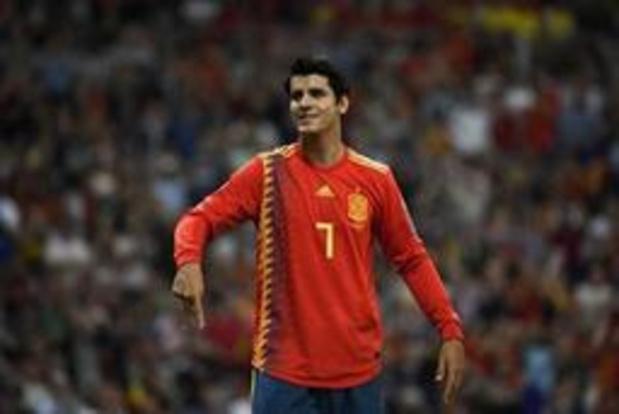 Chelsea cède définitivement Alvaro Morata à l'Atletico Madrid