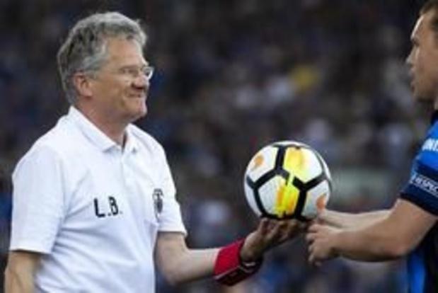 """Antwerp reageert op geruchten: """"Relatie tussen voorzitter en coach is uitstekend"""""""