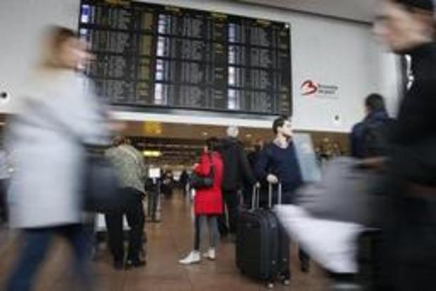 Près de 40% des vols annulés à Brussels Airport