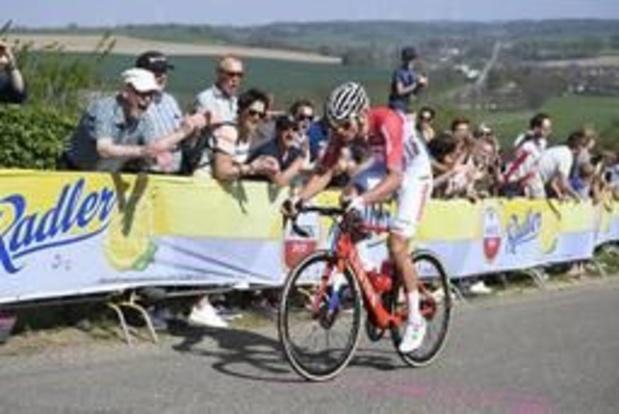 Van der Poel vol ongeloof na triomf voor thuispubliek in Amstel Gold Race