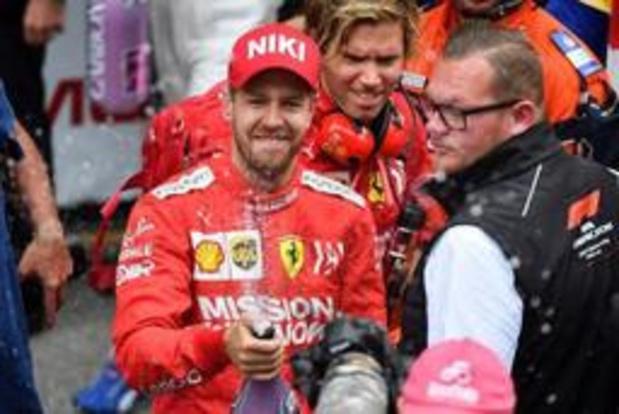 F1 - GP du Canada - Vettel en pole devant Hamilton