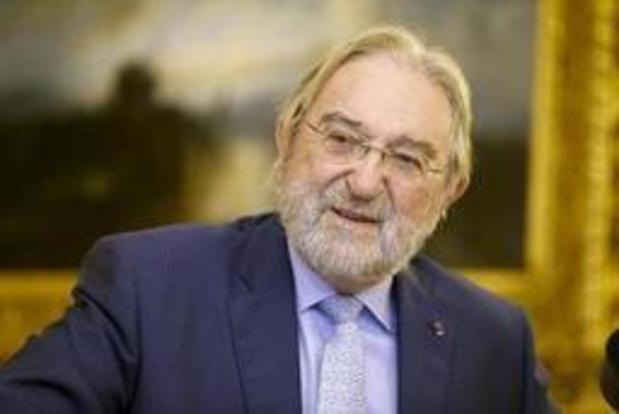 Twee Vlaams Belangers flankeren De Croo als voorzitter Vlaams Parlement