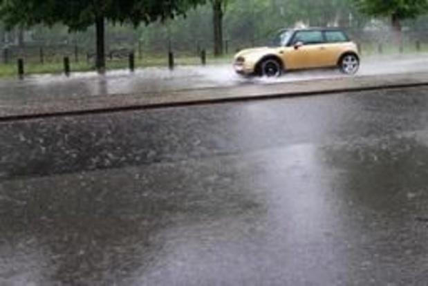 Fortes précipitations attendues vendredi et une journée venteuse samedi