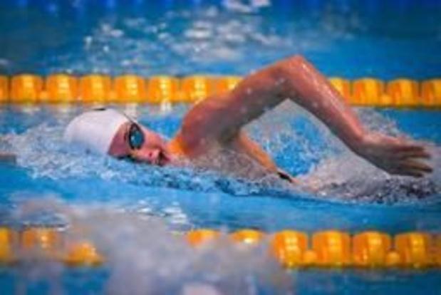 Nouveau record de Belgique sur 100m libre pour Valentine Dumont en finale à Anvers