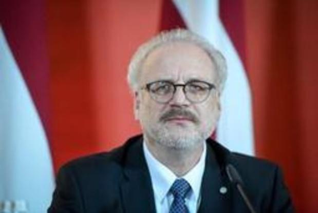 Nieuwe Letse president neemt ontslag als rechter bij Europees Hof van Justitie