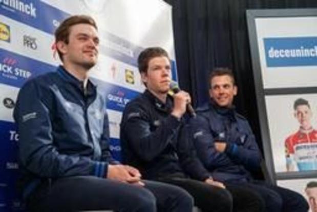 """Philippe Gilbert heeft weinig vertrouwen voor Ronde: """"Ik ben niet 100 procent"""""""