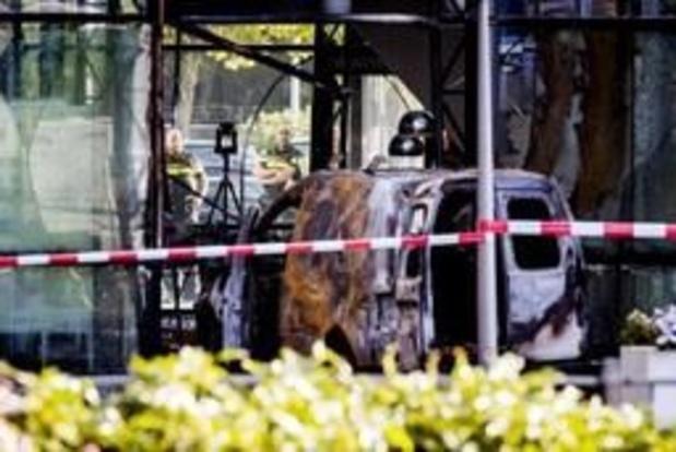 Opnieuw aanhouding voor aanslag op Nederlandse krant De Telegraaf