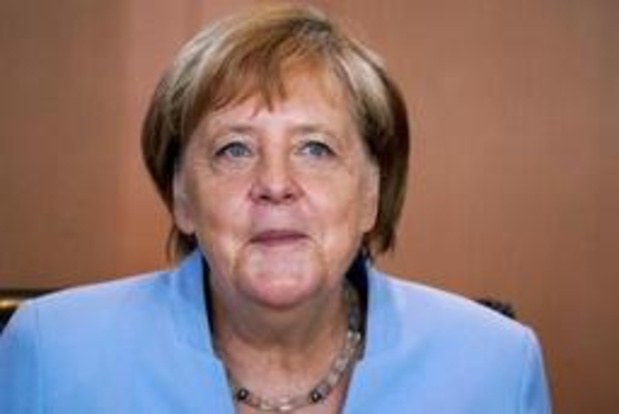 Angela Merkel souhaite une rencontre bilatérale avec Boris Johnson