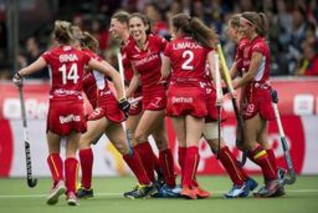 Red Panthers opnieuw derde na 4-1 zege tegen Groot-Brittannië