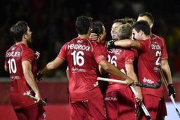 EK hockey (m) - Red Lions walsen over Wales in overbodige laatste groepsmatch