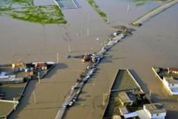 Iran: Le bilan des inondations en Iran grimpe à 70 morts