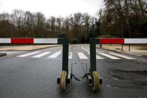 Les parcs de la Région bruxelloise fermés ce vendredi dès 14h00