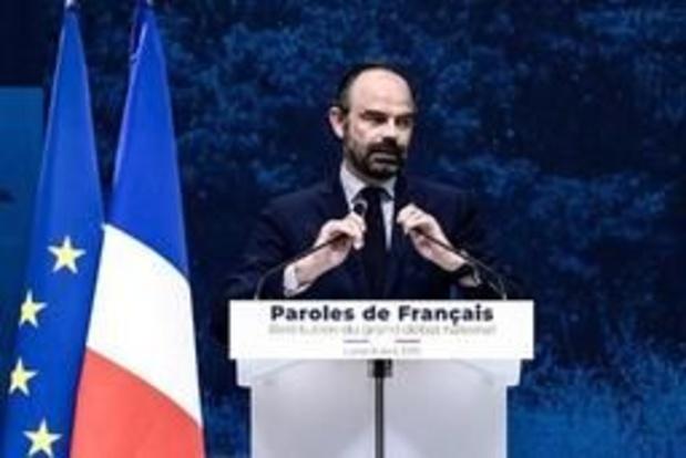 Franse premier wil belastingverlaging na algemene ontevredenheid op nationaal debat