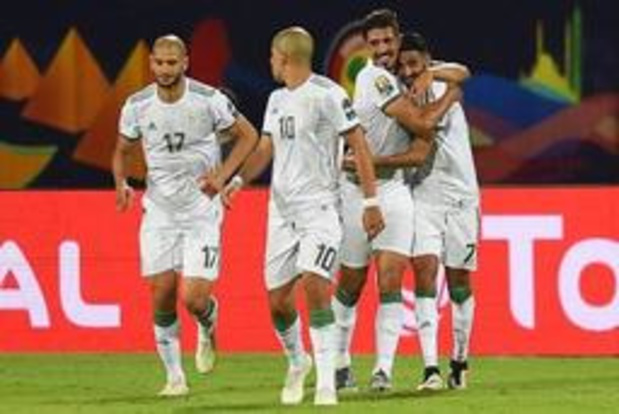 Africa Cup 2019 - Algerije schakelt Guinee van bondscoach Paul Put uit in achtste finales