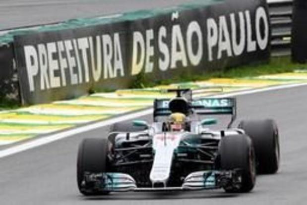 Sao Paulo ne veut pas céder son Grand Prix à Rio de Janeiro