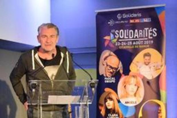 Déjà plus de 8.000 pass 3 jours vendus pour les Solidarités à Namur