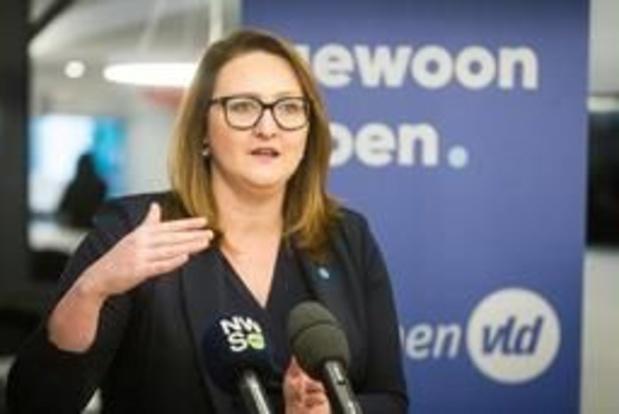 Elections 2019 - L'Open Vld veut un budget en équilibre lors de la prochaine législature
