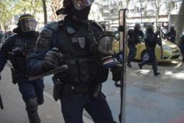 """Nouvelle manifestation agitée de """"gilets jaunes"""" à Toulouse"""