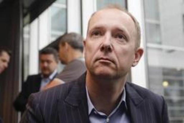 Somers (KV Mechelen) ontkent klap in nek van Huyck