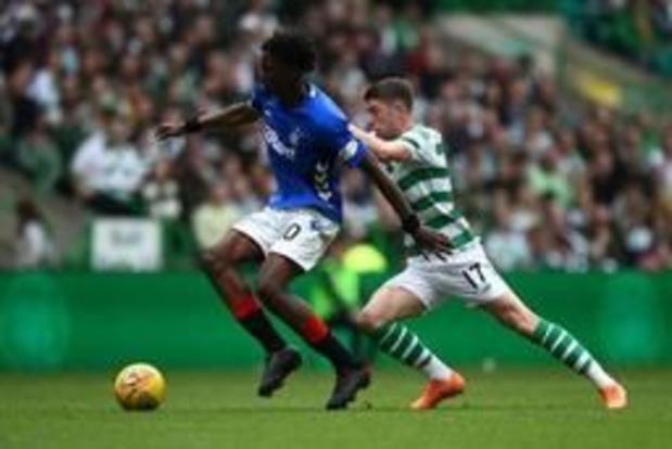 Les Rangers remportent le Old Firm face au Celtic