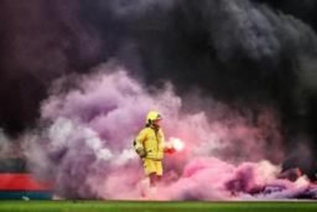 Match achter gesloten deuren, 5.000 euro boete en forfaitnederlaag voor RSCA