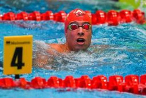 Champions Swim Series - Pieter Timmers pakt ook in Indianapolis de zege