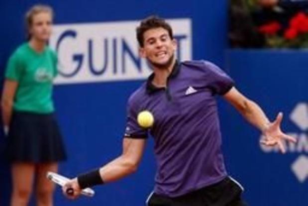 Thiem klopt Medvedev in finale en verovert dertiende ATP-titel