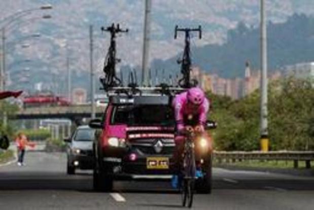 Procontinentaal team Manzana Postobon stapt per direct uit wielersport