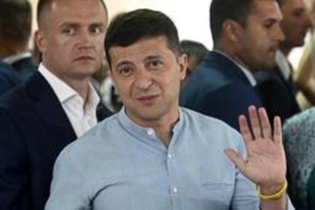 Verkiezingen Oekraïne - Partij van president op weg naar ruime zege