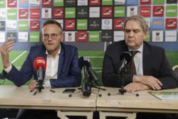 Kersvers Pro League-voorzitter Croonen is voorstander van play-offs