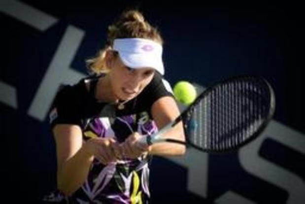 US Open - Elise Mertens qualifiée pour les 8es de finale à New York