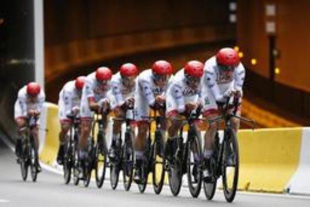 Le talentueux Tadej Pogacar (Team Emirates) va faire ses débuts en grand tour à la Vuelta