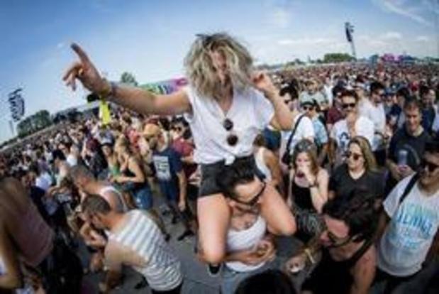Rock Werchter - Le festival Rock Werchter presque sold out