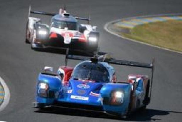 24 Heures du Mans - Stoffel Vandoorne derrière les Toyota après la Q2, Vanthoor pole provisoire en GTE-Pro